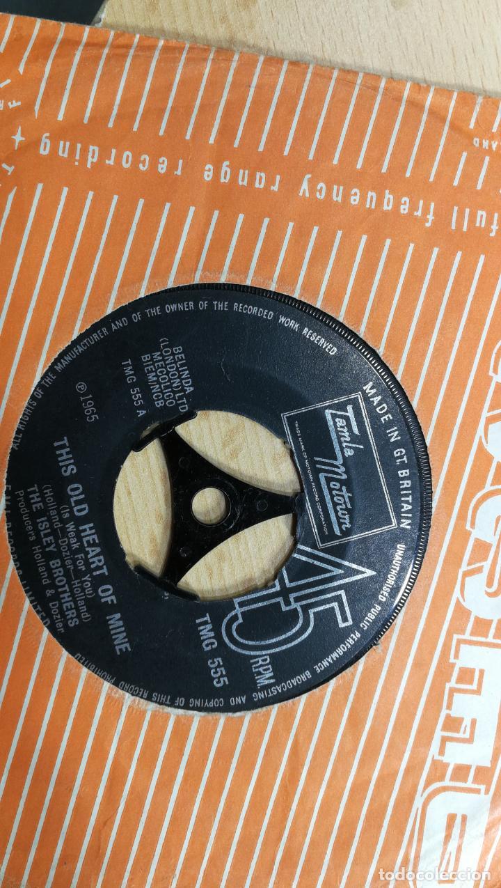 Discos de vinilo: Gran lote de discos pequeños singles, muy variados y raros, unos 43 - Foto 73 - 147718110