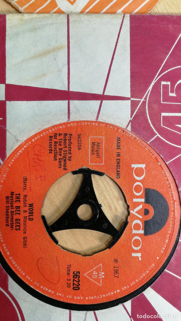 Discos de vinilo: Gran lote de discos pequeños singles, muy variados y raros, unos 43 - Foto 75 - 147718110