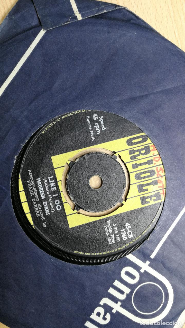 Discos de vinilo: Gran lote de discos pequeños singles, muy variados y raros, unos 43 - Foto 77 - 147718110