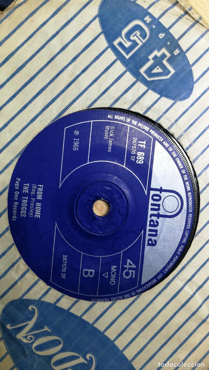 Discos de vinilo: Gran lote de discos pequeños singles, muy variados y raros, unos 43 - Foto 79 - 147718110