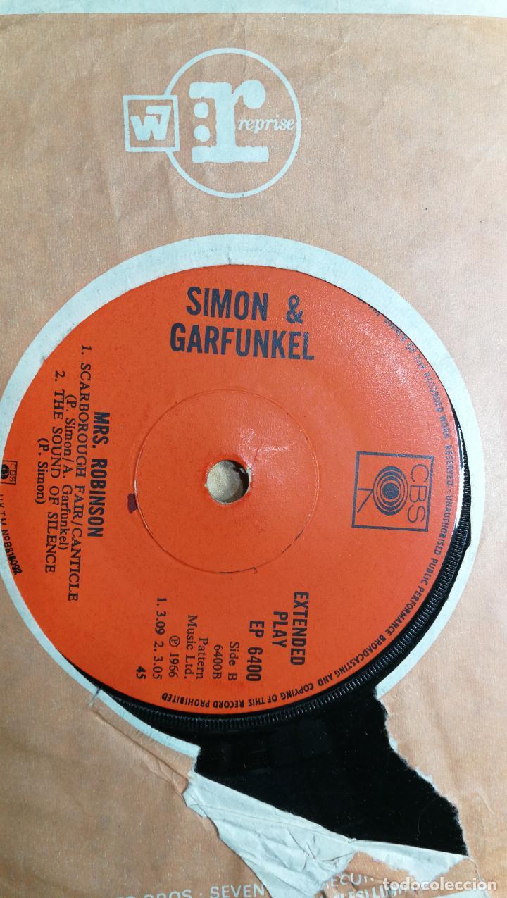 Discos de vinilo: Gran lote de discos pequeños singles, muy variados y raros, unos 43 - Foto 81 - 147718110