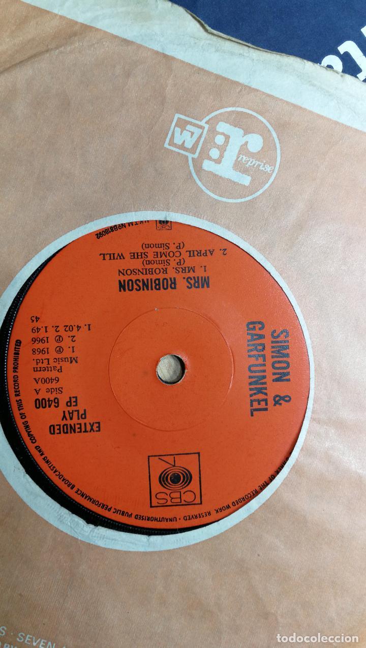 Discos de vinilo: Gran lote de discos pequeños singles, muy variados y raros, unos 43 - Foto 82 - 147718110