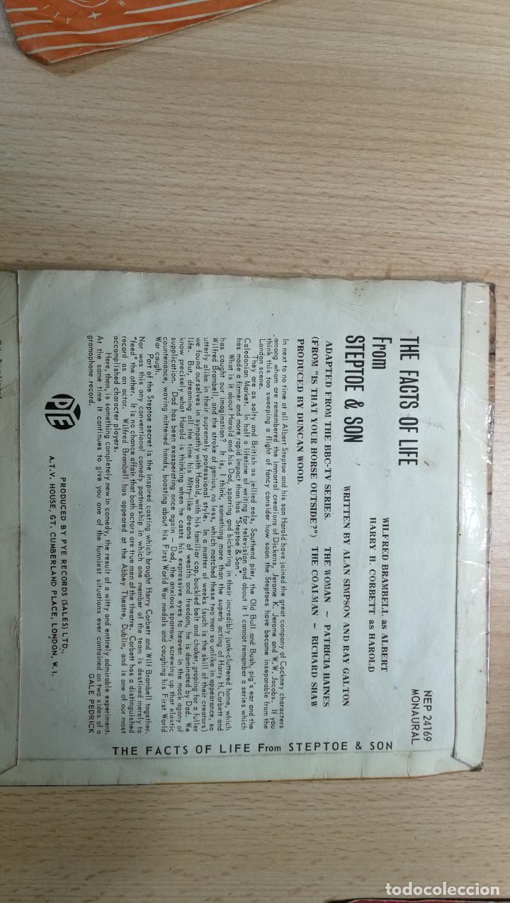 Discos de vinilo: Gran lote de discos pequeños singles, muy variados y raros, unos 43 - Foto 88 - 147718110