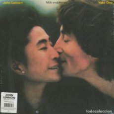 Discos de vinilo: JOHN LENNON & YOKO ONO * LP HEAVYWEIGHT 180G * MILK & HONEY * GATEFOLD * PRECINTADO!!. Lote 147719510