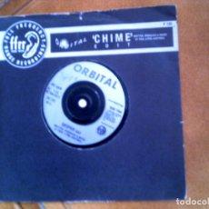 Discos de vinilo: DISCO DE ORBITAL ,TEMAS ,DEEPER EDIT ,Y CRIME EDIT. Lote 147722034