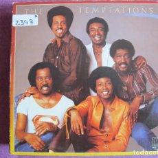 Discos de vinilo: LP - THE TEMPTATIONS - SAME (SPAIN, MOTOWN RECORDS 1981). Lote 147723082