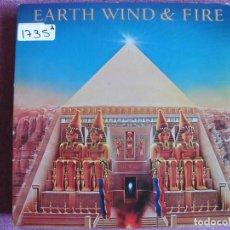 Discos de vinilo: LP - EARTH, WIND AND FIRE - ALL N ALL (SPAIN, CBS 1978, PORTADA DOBLE). Lote 147723622