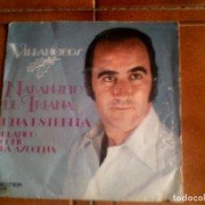Discos de vinilo: DISCO DE NARANJITO DE TRIANA VILLANCICOS. Lote 147724438