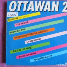 Discos de vinilo: LP - OTTAWAN - OTTAWAN 2 (SPAIN, CARRERE DISCOS 1981). Lote 147724658
