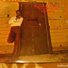 Discos de vinilo: ROBERTO ROENA Y SU APOLLO SOUND X LP EL PROGRESO DISCOMODA COLOMBIA 1977 LATIN SALSA. Lote 147727066