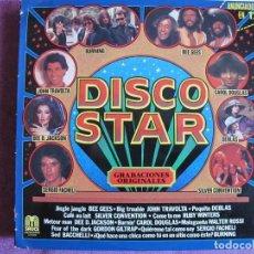 Disques de vinyle: LP - DISCO STAR - VARIOS (SPAIN, DISCOS SAUCE 1979, VER FOTO ADJUNTA). Lote 147730630