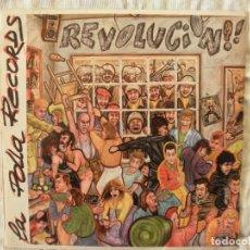 Discos de vinilo: LA POLLA RECORDS REVOLUCION. Lote 147731702