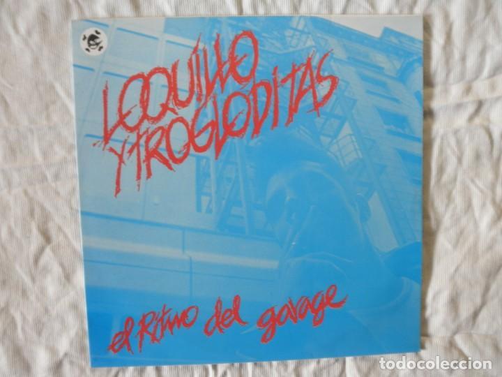 LOQUILLO Y TROGLODITAS EL RITMO DEL GARAJE (Música - Discos - LP Vinilo - Grupos Españoles de los 70 y 80)