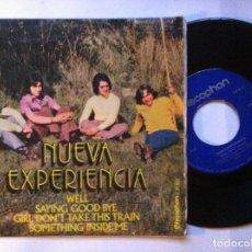 Discos de vinilo: NUEVA EXPERIENCIA - WELL - EP 1971 - DISCOPHON. Lote 147732866