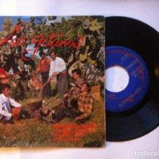 Discos de vinilo: LOS GITANOS - HI LILI HILO - EP 1967 - VICTORIA. Lote 147733454