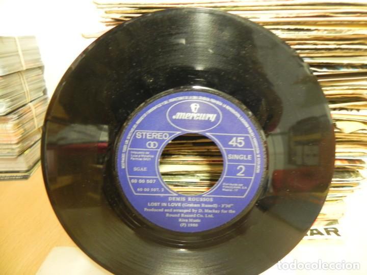 DEMIS ROUSSOS - SAN PEDRO´S CHILDREN - NO TIENE FUNDA (Música - Discos - Singles Vinilo - Pop - Rock - Extranjero de los 70)