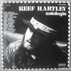Discos de vinilo: KEEF HARTLEY ANTOLOGIA. Lote 147736486