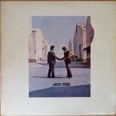 Discos de vinilo: PINK FLOYD : WISH YOU WERE HERE [ITA 1975]. Lote 147738254