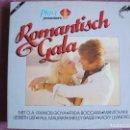 Discos de vinilo: LP - ROMANTISCH GALA - VARIOS (DOBLE DISCO, GERMANY, POLYSTAR SIN FECHA, VER FOTO ADJUNTA). Lote 147738634