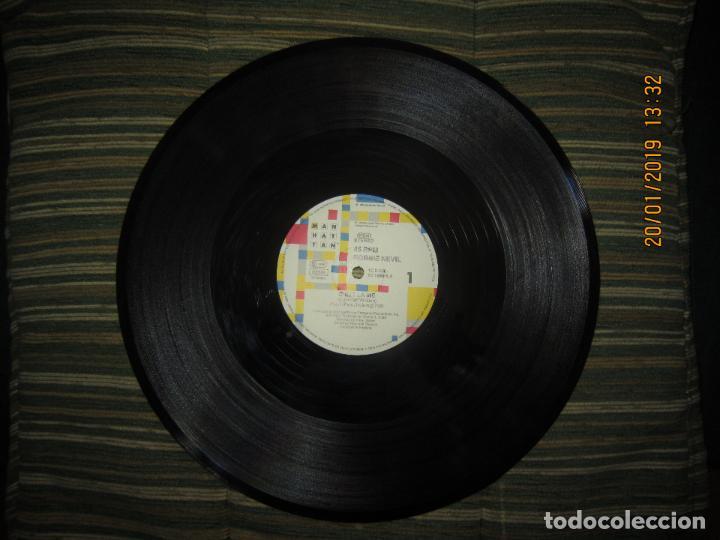 Discos de vinilo: ROBBIE NEVILL - CÉST LA VIE MAXI 45 R.P.M. - ORIGINAL HOLANDES - EMI RECORDS 1986 - - Foto 3 - 147741126