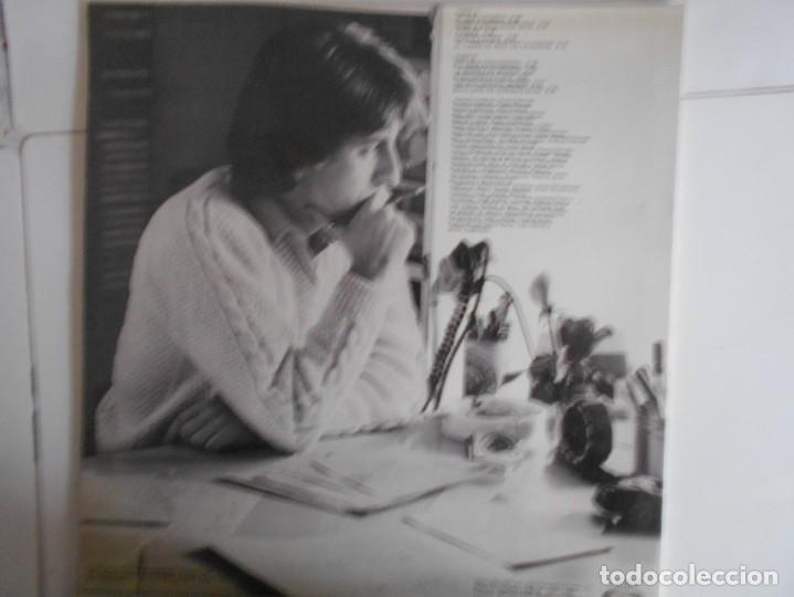 Discos de vinilo: ROQUE NARVAJA-LP BALANCE PROVISIONAL-PROMO-NUEVO - Foto 2 - 147741214