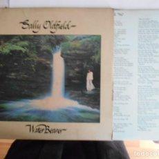 Discos de vinilo: SALLY OLDFIELD-LP WATER BEARER-ESPAÑOL 1979-LETRAS. Lote 147741570