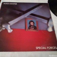 Discos de vinilo: ALICE COOPER. LP SPECIAL FORCES. Lote 147741872