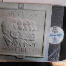 Discos de vinilo: TEMPTATIONS-LP MASTERPIECE. Lote 147744554