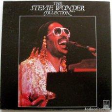 Discos de vinilo: STEVIE WONDER - THE STEVIE WONDER COLLECTION - CAJA 4 LP MOTOWN 1982 BPY. Lote 147745394