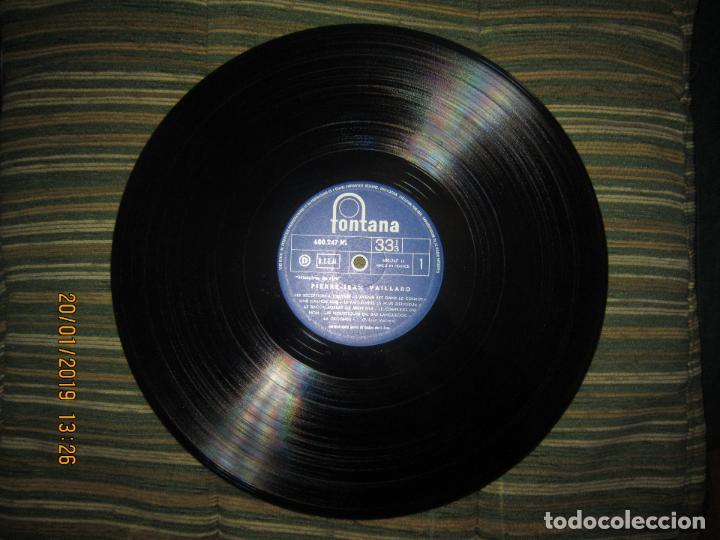 Discos de vinilo: PIERRE-JEAN VAILLARD - HISTORIES DE RIRE LP - ORIGINAL FRANCES - FONTANA RECORDS 1960 - MONOAURAL - - Foto 9 - 147747098