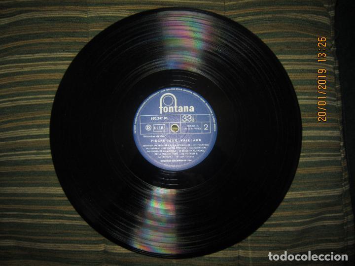 Discos de vinilo: PIERRE-JEAN VAILLARD - HISTORIES DE RIRE LP - ORIGINAL FRANCES - FONTANA RECORDS 1960 - MONOAURAL - - Foto 13 - 147747098