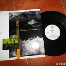 Discos de vinilo: AHA I´VE BEEN LOSING YOU A-HA REMIX JELLYBEAN MAXI SINGLE VINILO DEL AÑO 1986 CANADA TIENE 3 TEMAS. Lote 147748322