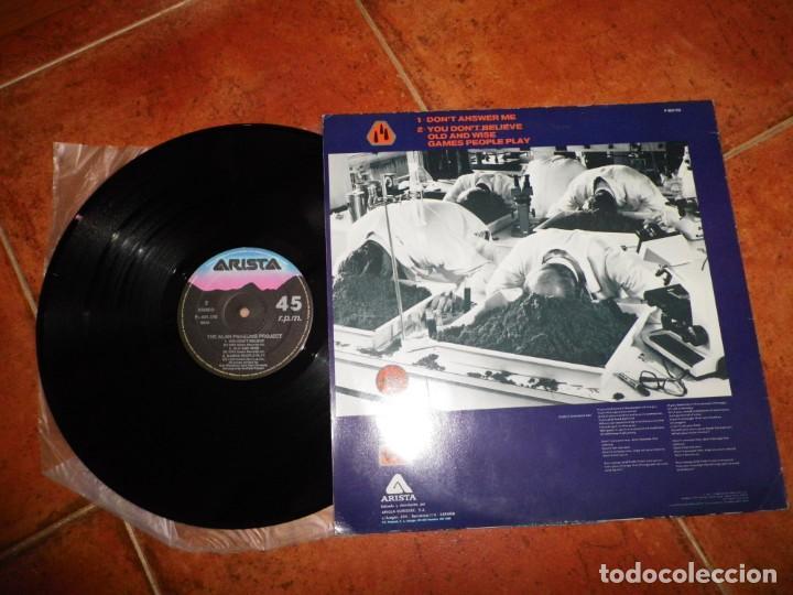 Discos de vinilo: THE ALAN PARSONS PROJECT Don´t answer me MAXI SINGLE VINILO DEL AÑO 1984 ESPAÑA CONTIENE 4 TEMAS - Foto 2 - 147751874