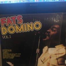 Discos de vinilo: FATS DOMINO-VOL 1-1981-VINILO SIN USO. Lote 147752401
