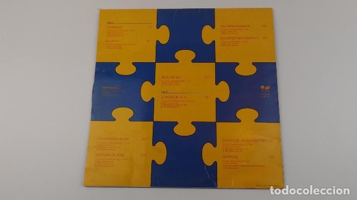 Discos de vinilo: CAMPEONES Y TUS AMIGOS DE TELECINCO LP - Foto 2 - 147757862