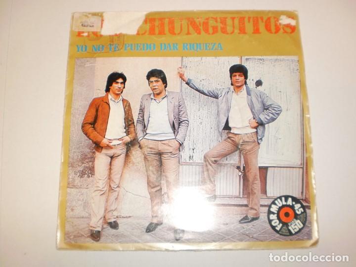 Single Los Chunguitos Yo No Te Puedo Dar Rique Comprar Discos Singles Vinilos De Música Flamenco Canción Española Y Cuplé En Todocoleccion 147760302