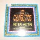 Discos de vinilo: SINGLE LOS CHUNGUITOS. ME VA, ME VA. CUÁNDO, CUÁNDO Y CUÁNDO EMI 1990 SPAIN (PROBADO Y BIEN). Lote 147760794