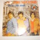 Discos de vinilo: SINGLE LOS CHUNGUITOS. POR LA CALLE ABAJO. VIVE A TU MANERA. EMI 1983 SPAIN (PROBADO Y BIEN). Lote 147763638