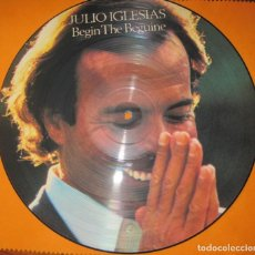 Discos de vinilo: JULIO IGLESIAS –BEGIN THE BEGUINE LP . Lote 147764394