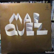 Discos de vinilo: MÁRQUEZ - PA-CÁ (LP, ALBUM) 1972 SPAIN ( SPANISH GROOVE ). Lote 147765890