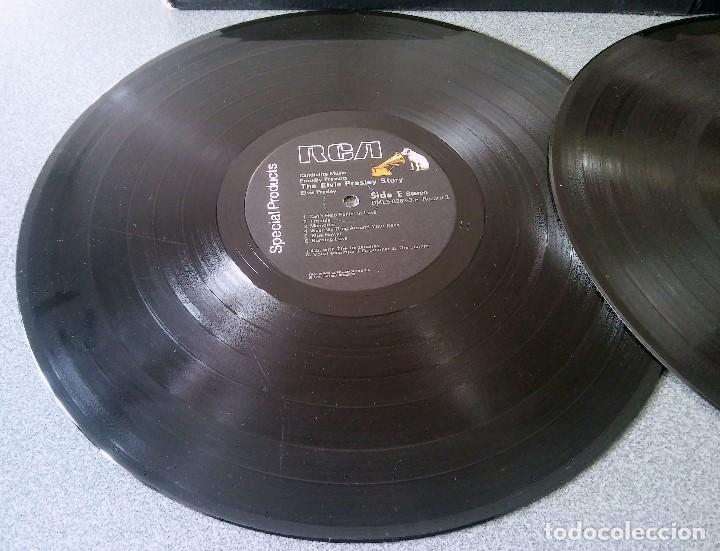 Discos de vinilo: The Elvis Presley Story - Foto 6 - 147770758
