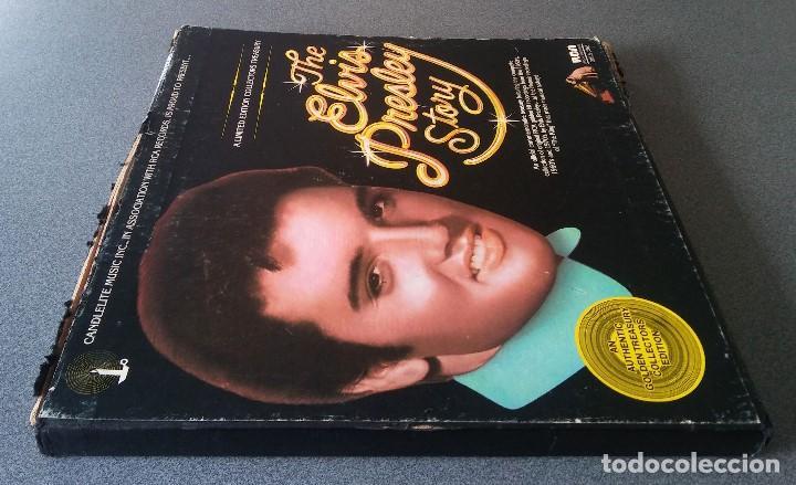 Discos de vinilo: The Elvis Presley Story - Foto 10 - 147770758