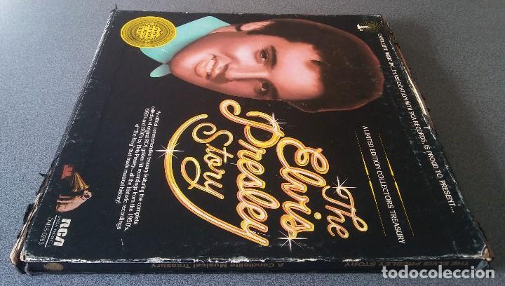 Discos de vinilo: The Elvis Presley Story - Foto 12 - 147770758