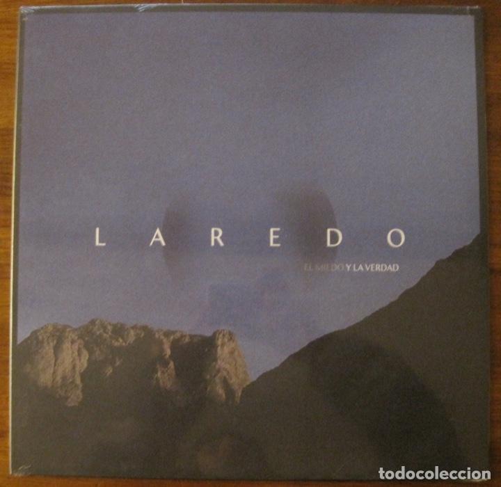 LAREDO–EL MIEDO Y LA VERDAD LP, NUEVO, PRECINTADO (Música - Discos - LP Vinilo - Otros estilos)
