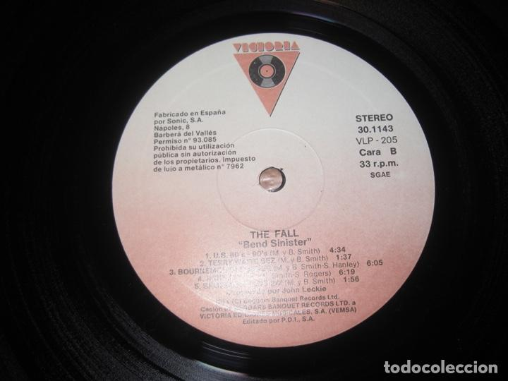 Discos de vinilo: The Fall –Bend Sinister Lp - Foto 3 - 147776122