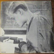 Discos de vinilo: KIM FOWLEY JR.–SON OF FRANKENSTEIN LP. Lote 147778774