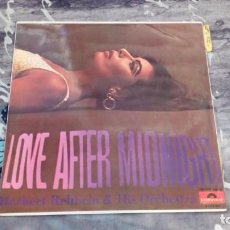 Discos de vinilo: HERBERT REHBEIN & HIS ORCHESTRA – LOVE AFTER MIDNIGHT - POLYDOR – 184 078 - 1967. Lote 147783246