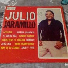 Discos de vinilo: JULIO JARAMILLO - TECA - 763 RECORDS - VENEZUELA - 1978. Lote 147787206