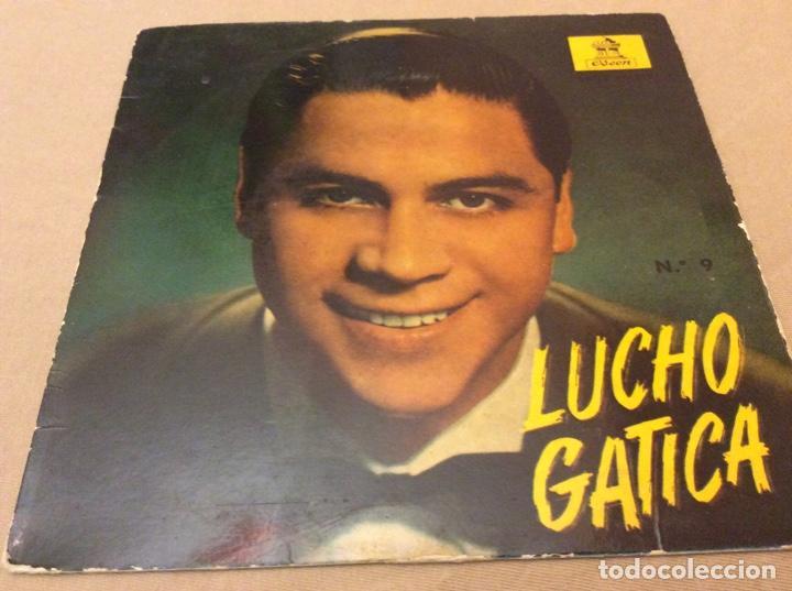 LUCHO GATICA. POR NUESTRA COBARDIA, NO PUEDO SER FELIZ, AMOR SIN MENTIRA, LA GLORIA DE TU SER. (Música - Discos de Vinilo - EPs - Grupos y Solistas de latinoamérica)