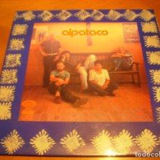 Discos de vinilo: LP : ALPATACO / RARO PROGRESIVO FOLK 1976 PORTADA DOBLE EX. Lote 147787426